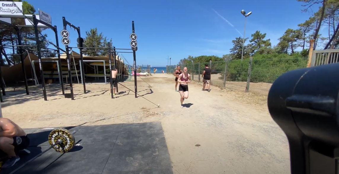 BlackBirds a Punta Ala